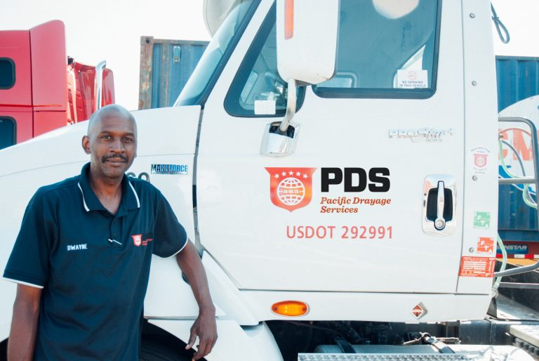 Container Drayage and Intermodal Trucking - Pacific